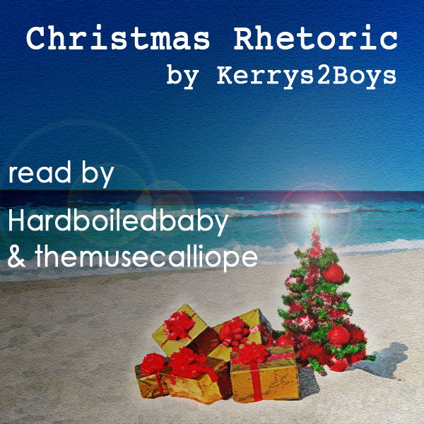 Christmas Rhetoric cover art by koshvader